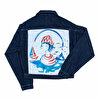 Picture of BiggDesignAnemoSS Sailor Girl Jeans Jacket