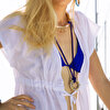 Picture of Biggdesign AnemosS Sailor's Rudder Necklace - Color - Blue