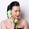 Picture of Biggphone Retro Telephone Handset Green