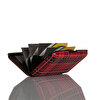 Picture of Nektar Bhac09 Chequered Business Card Holder