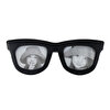 Picture of NEKTAR Oversized black Eyeglass Frames