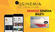 Picture of Sinemia 1 Month Cinema Ticket Unlimited