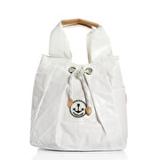 Picture of Anchorage women beach bag white