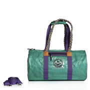 Picture of Anchorage women cylinder bag green