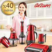 Picture of Arzum %40 Discount Coupon