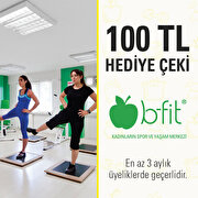 Picture of  B-Fit 100 TL Digital Gift Check