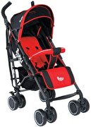 Picture of BH-3070 Lotus cane prams - Red