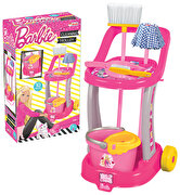 Picture of Barbie cleanning bazaar