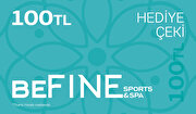 Picture of  Befine Sports & Spa 100 TL Dijital Hediye Çeki
