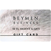 Picture of Beymen Business 50 TL Digital Gift Check