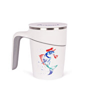 Picture of BiggDesignAnemoSS Micho Fish Suction Mug