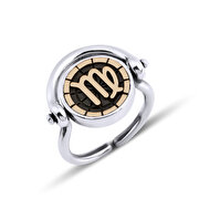 Picture of BiggDesign Horoscope Ring, Virgo
