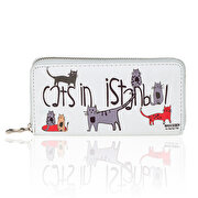 Picture of BiggDesign Wallets Blue Cats in Istanbul