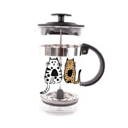"Picture of  Biggdesign ""Cats in İstanbul"" French Press 800 Ml"