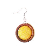 Picture of BiggDesign Hittite Patterned Earrings