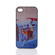 Picture of Biggdesign Iphone 4 Siyah Kapak 019
