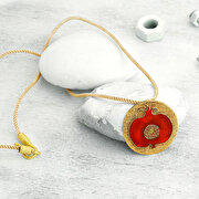 Picture of BiggDesignPomegranate Necklace