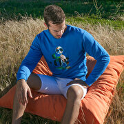 Picture of  Biggdesign Nature King Of The Forest Sweatshirt by Aysu