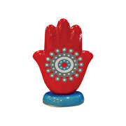Picture of BiggDesign Evil Eye  Red Hamsa