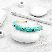 Picture of BiggDesignEvil Eye Turquoise Bracelet