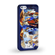Picture of BiggDesign People with umbrellas Iphone 5 / 5S Cover