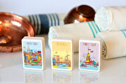Picture of BiggDesign Smiling Istanbul 3 Piece Soap Set