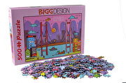 Picture of BiggDesign Smiling Istanbul Bosphorus Puzzle