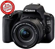 Picture of Canon EOS 200D 18-55 DSLR Fotoğraf Makinesi