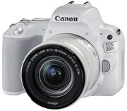 Picture of Canon EOS 200D 18-55mm STM DSLR Camera White