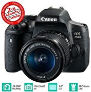 Picture of  Canon EOS 750D 18-55mm DC Fotoğraf Makinesi