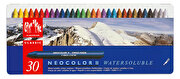 Picture of Caran d'Ache Neocolor Metal Box 30 Pieces