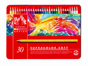 Picture of Caran d'Ache Supracolor Metal Box 30 Pieces