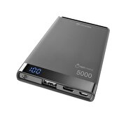 Picture of  Cellularline Manta Type-C 5000 maH Powerbank Siyah