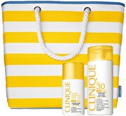 Picture of Clinique Mineral Sun Cream Set - Beach Bag with Gift