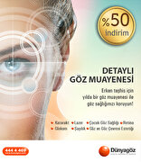 Picture of DunyaGoz Hospital Eye Examination %50 Discount Coupon