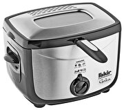 Picture of Fakir Gala 1.5 Lt rustproof steel fryer black