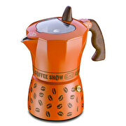 Picture of GAT Orange Show Espresso Coffee Machine Serves 6