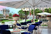 Picture of Gazebo Lounge Daily Tea Time -Crayer Palace Kempinski
