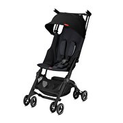 Picture of  GB Pockit Plus Bebek Arabası - Satin Black
