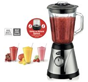 Picture of Goldmaster GM-7218 Sorbet Steel Blender with Glass Bowl
