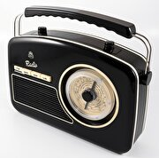 Picture of Gpo Rydell 4 BAND Retro Design Radio Black