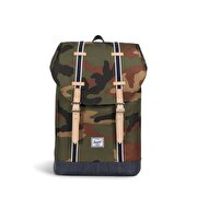 Picture of  Herschel Retreat Mid-Vol. Woodland Camo/Dark Denim Sırt Çantası