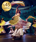 Picture of HODJAPASHA RHYTM OF THE DANCE SHOW %45 DISCOUNT COUPON