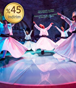 Picture of HODJAPASHA WHIRLING DERWISHES %45 DISCOUNT COUPON