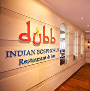 Picture of Dinner at Istanbul Dubb Indian Bosphorus Restaurant