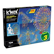 Picture of  K'Nex 3-in-1 Klasik Lunapark Seti (Motorlu) Thrill Rides Knex 170