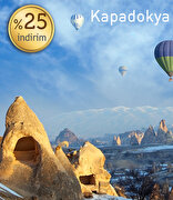 Picture of 25 % Discount Coupon for Daily Tours and Transfers at Cappadocia