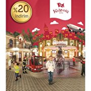 Picture of KidZania %20 Discount Coupon