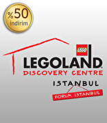 Picture of Legoland  Istanbul %50 Discount Coupon