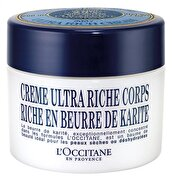 Picture of L'occitane Shea Ultra Rich Body Cream - Shea Body Cream 200 ml